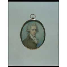 Sir Thomas Stepney (Portrait miniature)
