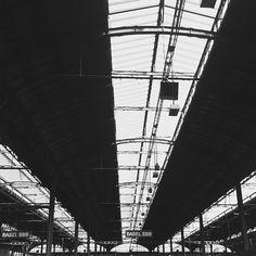 Départ Blackandwhite Photography Black & White Black And White Station Geometric Shapes Architecture