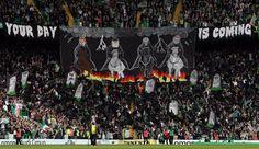 Celtic v Rangers, RIP