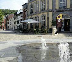 """""""Poivre et Sel""""  @ Spa (Belgique) pour de délicieux sandwiches ou des salades festives."""