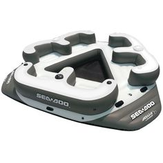 sale                        Sea-Doo Aqua Lounge 6 Person Inflatable with MP3 System