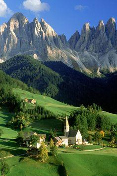 Dolomites, Italy, Alps