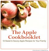The Apple Cookbooklet: Sweet & Savory Apple Recipes    Read more on FamilyEducation: http://printables.familyeducation.com/desserts-and-baked-goods/fall-printables/72781.html#ixzz28S0LqKTi