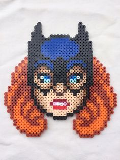 Batgirl Bead Sprite by PrettyPixelations on Etsy