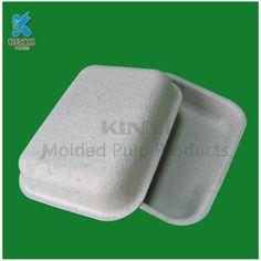 Custom Biodegradable Baby corn packaging trays