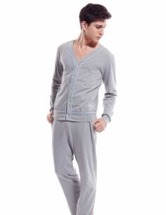 Men pajamas sets  36.68 Pajamas Women dc9aea84d