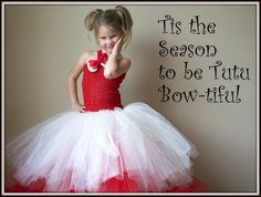 Formal Holiday Tutu Dress $50.00