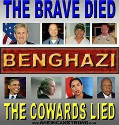Benghazi Liberal Lies