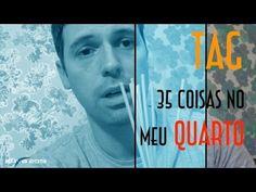 TAG - 35 Coisas no meu quarto - EMVB 2013 - Emerson Martins Video Blog
