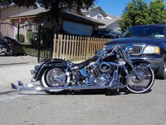 1000 Images About Softail Deluxe On Pinterest Harley