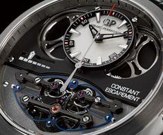 Girard Perregaux Constant Escapement Watch    girard perregaux
