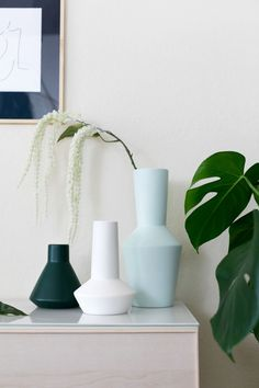 DIY Anthropologie Colorado Vases
