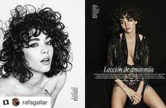 Editorial de @rafagallar con @steffyargelich para @yodona @sara_padilla_ @andregianzofficial @ivan_gomez_  #EspacioHarley #editorial #fashion #moda #photostudio #photo