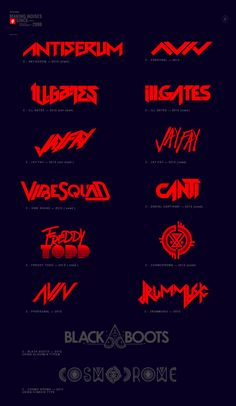 Logos / Covers on Behance