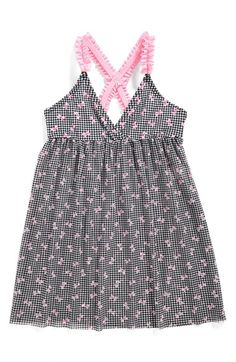 Hula Star 'Dance Off' Cover-Up (Little Girls) available at #Nordstrom