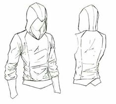 This looks like a cross between an assassin's creed hood and a normal hoodie... Maybe you can find a use for it?