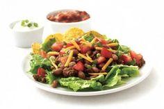 Salade taco