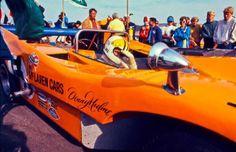 Denny Hulme 1970