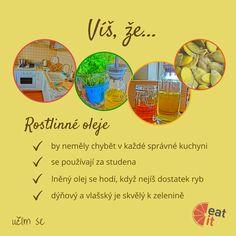 Víš, že rostlinné oleje… — eat it White Out Tape, Eat