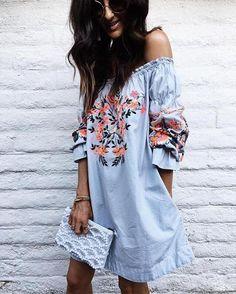 Wild Sands Floral Mini Dress