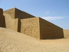 Chan Chan - Peru The Chimu Kingdom, with Chan Chan as its capital, reached its…