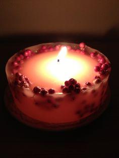 IRIDESSA Handmade candle Basic Lesson