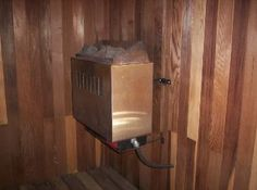 Nine important tips for drawing up your sauna plans. How to choose the right woods and heater, the most important element of a sauna building plan.