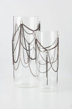 Chained Vase #anthropologie