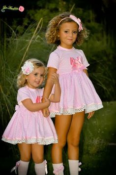 Sweet Kids dress with a bow