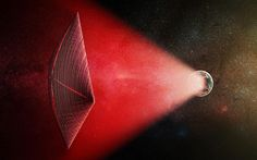 Hold on to your lightsabers and brace yourself for hyperspace. A team from Harvard University suspects mysterious energy flashes detected in galaxies far, far away may be caused by a species of super-advanced aliens firing up their interstellar spacecraft.