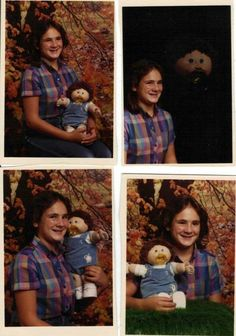 oh, the cabbage patch kids pics...