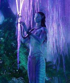 Neytiri and Tree of Souls