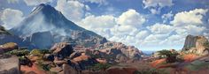 [Uncharted 4] [Screenshot] Threw some random screenshots into Google Photos and it automatically stitched it up to make this breathtaking panorama. - Imgur