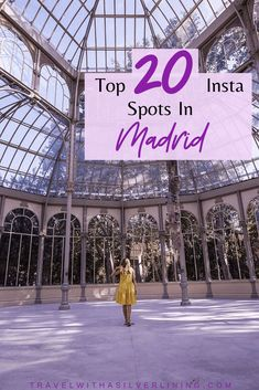 These spots in Madrid are a photographers dream! #madrid #spain #photo