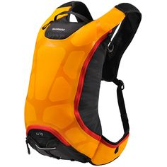 SALE! Shimano Unzen U15 Mountain Bike Enduro Hydration Pack Backpack Bag | eBay