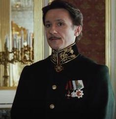 Oleg as Fandorin...