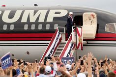 Caption: Donald J. Trump at a rally in Lakeland, Fla., on Wednesday.