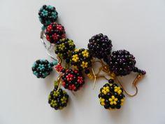 pearl ball earrings Beading Projects, Drop Earrings, Pearls, Jewelry, Fashion, Moda, Jewlery, Jewerly, Fashion Styles