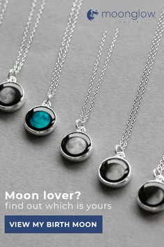 Choose a day you want to remember and we will print the moon in the perfect fashionable necklace bracelet ring and more. Choose a day you want to remember and we will print the moon in the perfect fashionable necklace bracelet ring and more. Sea Glass Jewelry, Resin Jewelry, Jewelry Crafts, Silver Jewelry, Handmade Jewelry, Jewelry Findings, Jewelry Drawer, Septum Jewelry, Pendant Jewelry