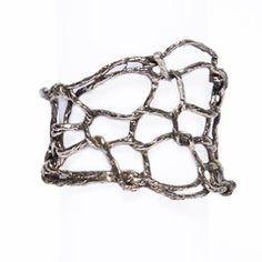 4 Stitch Knit Cuff by Wendy Nichol