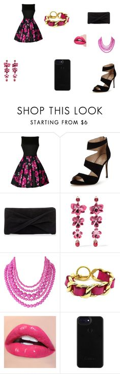 """""""A Night Out"""" by thedarkangel5601 on Polyvore featuring Carvela, Reiss, Etro, Humble Chic and Chanel"""