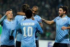 Lazios fans i UEFAs søgelys efter racistiske tilråb