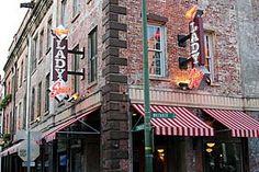 Savannah, Ga - Lady & Sons Restaurant