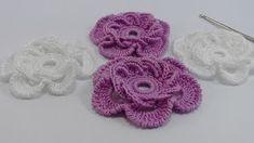 How to crochet easy warm skirt for beginners free tutorial pattern - Crochet Stash Buster Crochet Flower Tutorial, Crochet Diy, Freeform Crochet, Crochet Motif, Irish Crochet, Crochet Designs, Crochet Bracelet, Crochet Earrings, Crochet Flowers