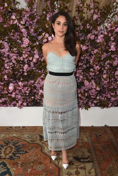 Lovely in Blue - Meghan Markle's Most Stylish Moments - Photos