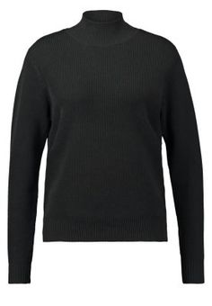 Ein klassischer Pullover für viele Gelegenheiten. Selected Femme SFWINDA - Strickpullover - black für 67,95 € (29.11.15) versandkostenfrei bei Zalando bestellen.