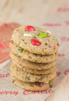 Cookies de Canela y Lacasitos