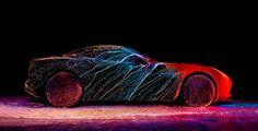 Ferrari - State of the Art on Behance