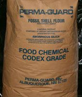 Fossil Shell Flour Diatomaceous Earth - Food Grade