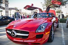 Mercedes SLS AMG | Houston Coffee & Cars | 021 | by @iseenit_RubenS | R.Serrano Photography